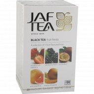 Чай черный «Jaf Tea» Fruit Fiesta, 20 пакетиков.