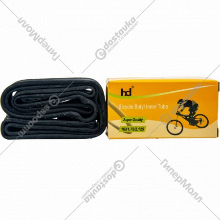 Велокамера «Hongda» 16х1.75/2.125