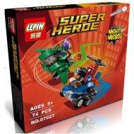 Конструктор «Lepin» 07027, Человек паук против Зеленого Гоблина.