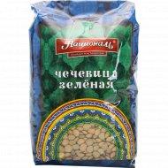 Чечевица зеленая «Ангстрем» продовольственная, 450 г.