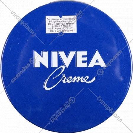 Крем «Nivea» универсальный 150мл