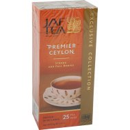 Чай черный «Jaf Tea» Premier Ceylon, 25 пакетиков.