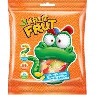 Жевательный мармелад «Крут Фрут» ассорти, червячки, 70 г.