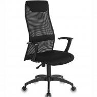 Компьютерное кресло «Бюрократ» KB-8N, черное