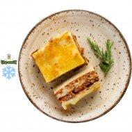 Лазанья итальянская с мясом, замороженная, 300 г.