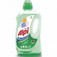Концентрированное жидкое средство для стирки «Alpi color gel» 1.5 л.