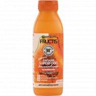 Шампунь для поврежденных волос «Fructis» папайя, 350 мл