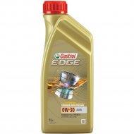Масло моторное «Castrol» Edge, A5/B5, 0W-30, 156E3E, 1 л