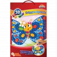 Набор для детского творчества «Dalis МС-301» Бабочка Лина.