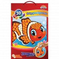 Набор для детского творчества «Dalis МС-308» Рыбка-клоун.