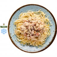 Спагетти «Карбонара» замороженные, 250 г.