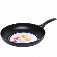Сковородка алюминиевая, d-28 см.