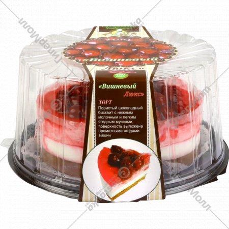 Торт «Вишневый люкс» 900 г.