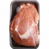 Лопаточная часть свиная охлажденная, 1 кг., фасовка 0.9-1.2 кг