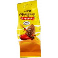 Миндаль обжаренный «Your nut» соленый с томатами, 80г.