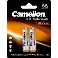 Комплект аккумуляторов «Camelion» NH-AA2500BP2, 2 шт