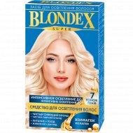Средство для осветления волос «Blondex super» 35 г.