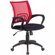 Компьютерное кресло «Бюрократ» CH-695N, красное