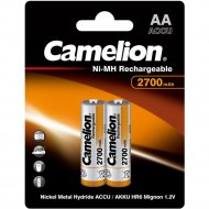 Комплект аккумуляторов «Camelion» NH-AA2700BP2, 2 шт