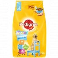 Корм для щенков «Pedigree» курица, 2.2 кг.