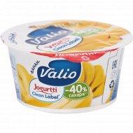 Йогурт «Valio» с бананом, 2.9%, 120 г.