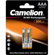 Комплект аккумуляторов «Camelion» NH-AAA900BP2, 2 шт