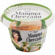 Сыр творожный «Mamma Cheezano» с прованскими травами, 60%, 150 г.