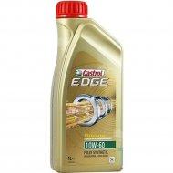 Масло моторное «Castrol» Edge, 10W60, 1 л