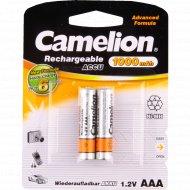 Аккумулятор «Camelion» ААА1000mAh / 2B NH.