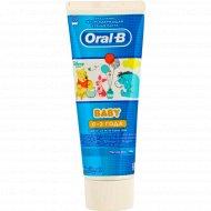Зубная паста «Oral-B Baby» для детей, 75 мл.