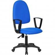 Компьютерное кресло «Бюрократ» CH-1300N, синее