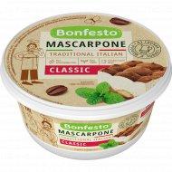 Сыр «Mascarpone» мягкий 78 %, 250 г.
