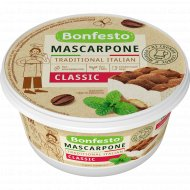 Сыр мягкий «Bonfesto» Mascarpone, 78 %, 250 г