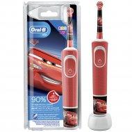 Электрическая зубная щетка «Oral B» cars 3+, D100.413.2K.