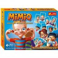 Научная игра «Mimiq. Настольная карточная игра».