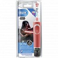 Электрическая зубная щетка «Oral B» ctar Wars (3+) D100.413.2K.
