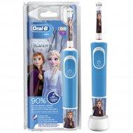 Электрическая зубная щетка «Oral B» Frozen 3+, D100.413.2K.