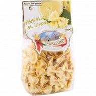 Паста «Tarall'oro» бабочки с лимоном, 250 г