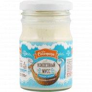 Мусс кокосовый «Coconessa» 170 г.