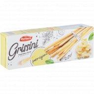 Хлебные палочки «Grissini» с пармезаном, 125 г.