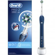 Электрическая зубная щетка «Oral B» 2000/D501.513.2 Pro.