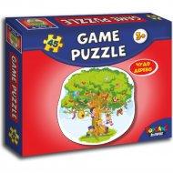 Игровой пазл «Чудо-дерево» 45 элементов.