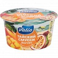 Йогурт «Valio» тайский смусси, с манго и маракуйей, 2.6%, 140 г.