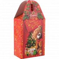 Новогодний набор кондитерских изделий «Сладкий подарок» 300 г