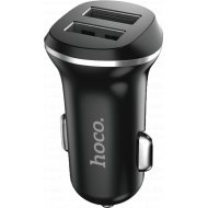 Автомобильное зарядное устройство «Hono» Z1 2 USB: 5V & 2.1A черное.