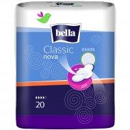 Прокладки женские «Bella» classic nova 20 шт.