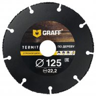 Диск для болгарки «Termit» для УШМ, 125x22.23 мм.