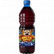Напиток «Мега Фрут» черника, 0.75 л