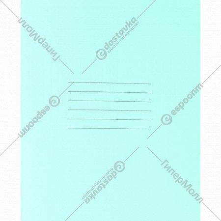 Тетрадь школьная «Rikki» С1235/1, линейка, 12 листов.