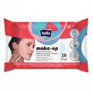 Салфетки влажные «Bella» для снятия макияжа, 20 шт.